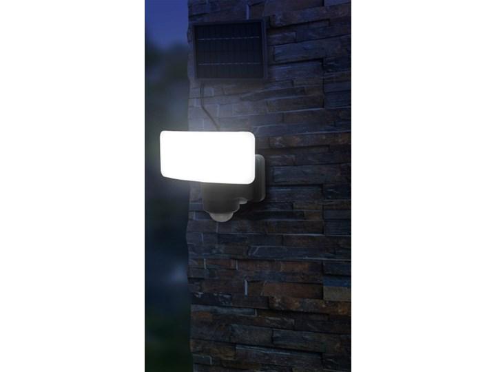 Naświetlacz Blooma Kenora 700 lm 5000 K czarny Kategoria Lampy ogrodowe Lampa solarna Kolor Szary