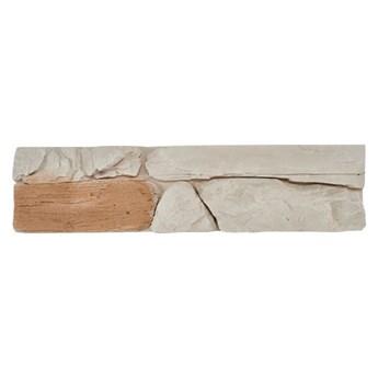 Płytka elewacyjna Dafina beżowo-brązowa 0,46 m2