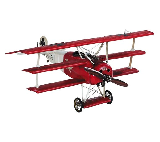 Authentic Models :: Model Fokker Triplane