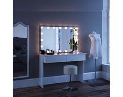 Toaletka kosmetyczna AZUR z lustrem i oświetleniem LED