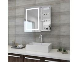 Szafka łazienkowa MAREA VI wisząca z lustrem i oświetleniem LED