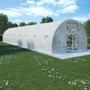 vidaXL Szklarnia ogrodowa, 36 m², 1200 x 300 x 200 cm