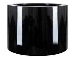 Donica z włókna szklanego D901GF czarny połysk