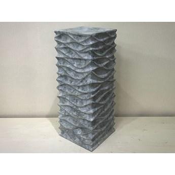 Kamienny ogrodowy postument  27 x 27 x 70 cm 2081/2