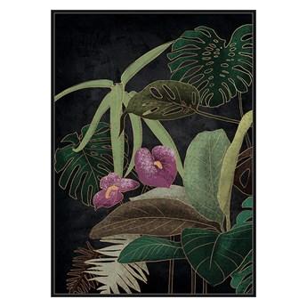 Obraz botaniczny kwiaty 102 x 142 cm TOIR22652