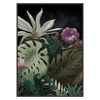 Obraz botaniczny kwiaty 102 x 142 cm TOIR22778