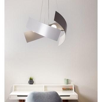 MODO GRAY 585/3 nowoczesna lampa wisząca unikalny design szara