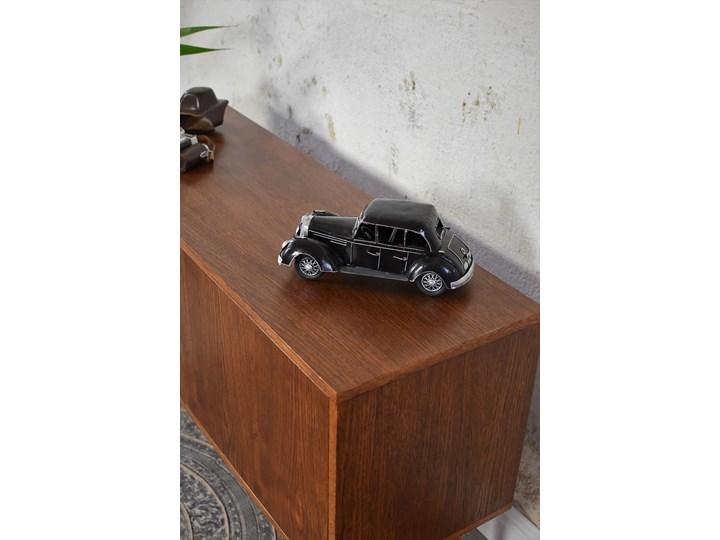 Komoda Classy Brown Mini 100, Pastform Furniture Wysokość 75 cm Drewno Szerokość 100 cm Z szafkami i szufladami Głębokość 40 cm Styl Nowoczesny Pomieszczenie Sypialnia