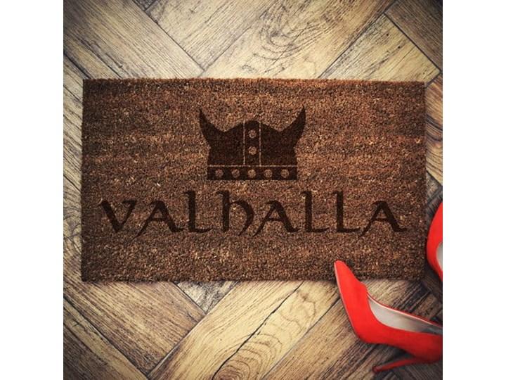 """VALHALLA"" Vikings wycieraczka kokosowa"