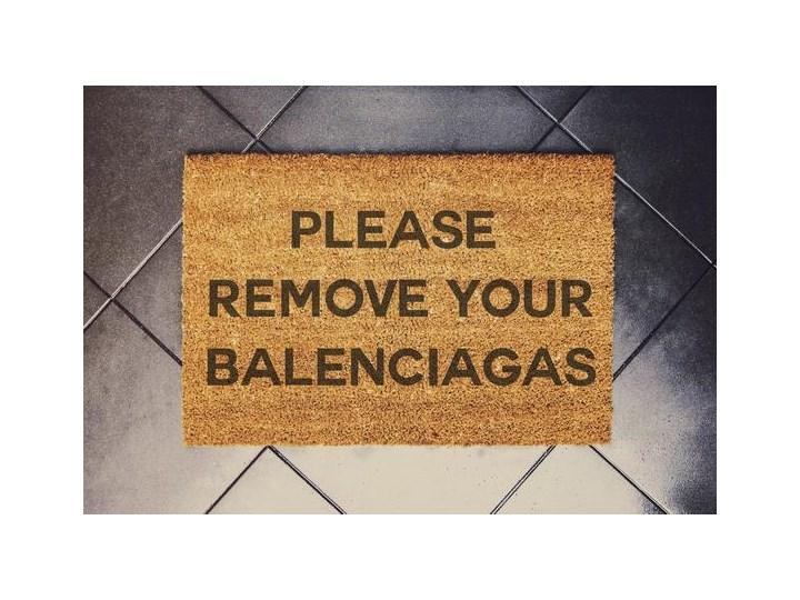 """""""BALENCIAGAS"""" wycieraczka kokosowa"""