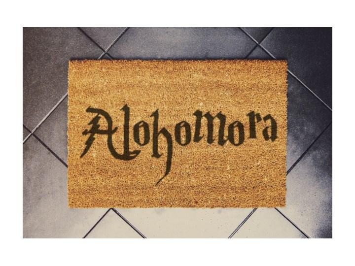 """""""Alohomora"""" wycieraczka kokosowa"""