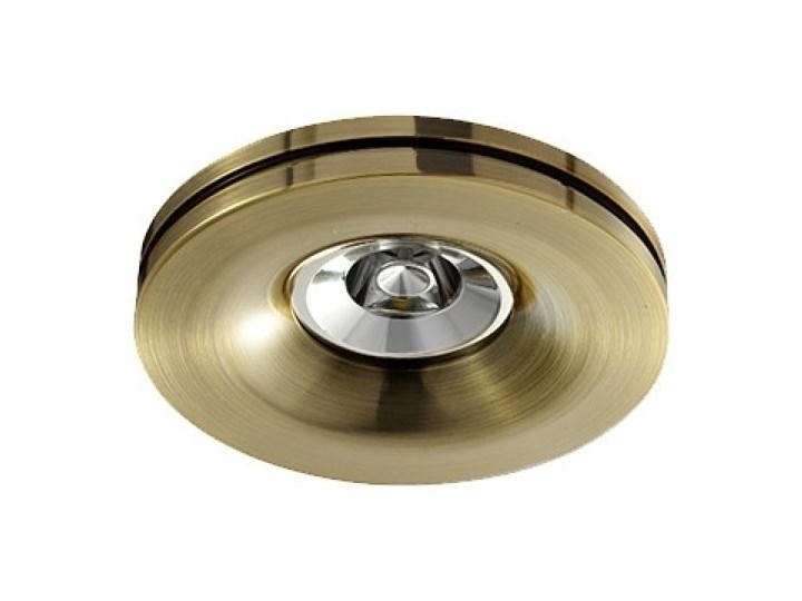 Lampa przysufitowa Lampa przysufitowa Marika AZZARDO styl nowoczesny aluminium złoty AZ2209