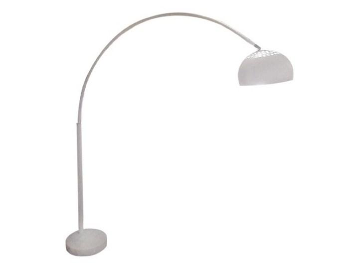 Lampa stojąca togo AZZARDO styl klasyczny metal biały AZ1512