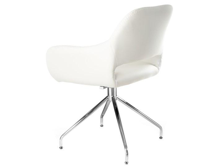 Obrotowe krzesło z podłokietnikami Talia Wysokość 82 cm Głębokość 42 cm Szerokość 58 cm Kategoria Krzesła kuchenne