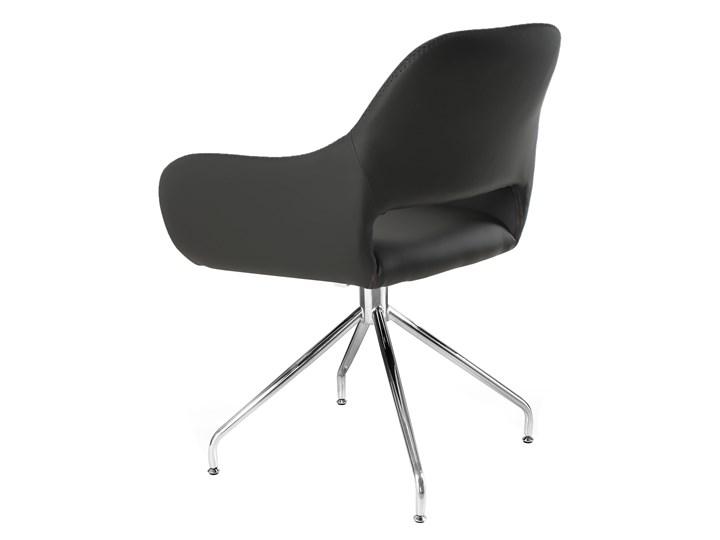 Obrotowe krzesło z podłokietnikami Talia Głębokość 42 cm Wysokość 82 cm Szerokość 58 cm Kategoria Krzesła kuchenne