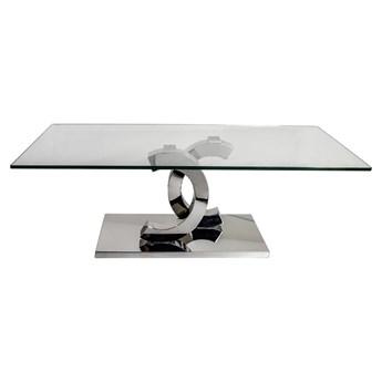 Stylowy stolik kawowy z piękną podstawą CT2020C/286