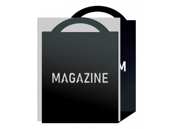 """Gazetownik metalowy """"Magazine"""" g03"""