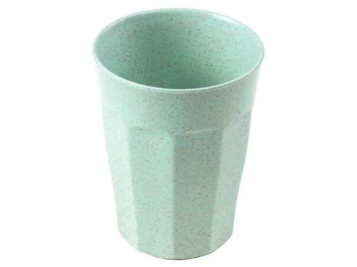 KIDodo - Nieprzewracalny Kubek z Przyssawką z Eko Plastiku, Miętowy, 12m+