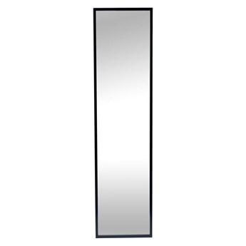 Lustro Pure czarne 37 x 157 cm Inspire