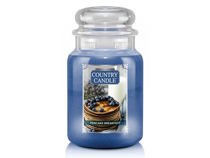 Country Candle - Pancake Breakfast - Duży słoik (680g) 2 knoty