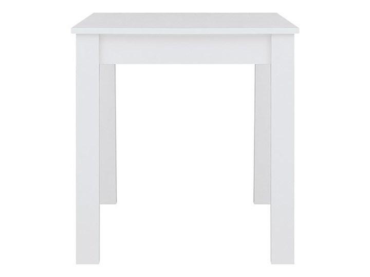 stół Bryk Mini Drewno Drewno Drewno Styl Minimalistyczny Styl Nowoczesny