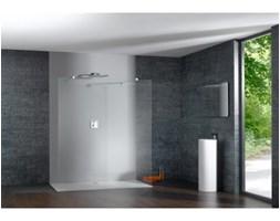 Huppe Studio Paris elegance Ścianka boczna wolnostojąca - na wymiar chrom/chrom Szkło Karo Anti-Plaque - PR0509C91312. Wysyłamy ZA DARMO od 9999zł.
