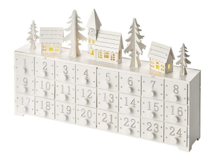 LED Kalendarz adwentowy 3xLED/0,36W/2xAA