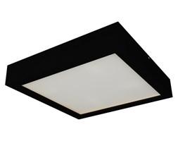 Plafon IP44 lampa sufitowa PLA4040-CZARNY czteropunktowa z litego drewna
