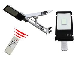 Lampa solarna przemysłowa uliczna latarnia LED 50W UC121204-1