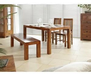 wolf m bel guru guru st drewniany 160x90 akacja miodowa 4250240200418 sto y kuchenne. Black Bedroom Furniture Sets. Home Design Ideas