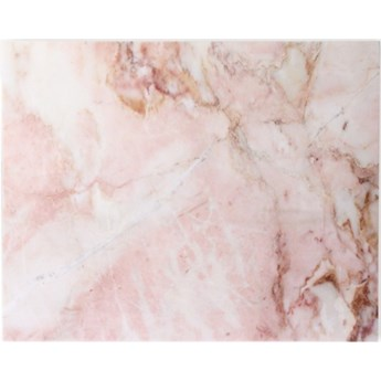 Marmurowa deska różowa, HKliving