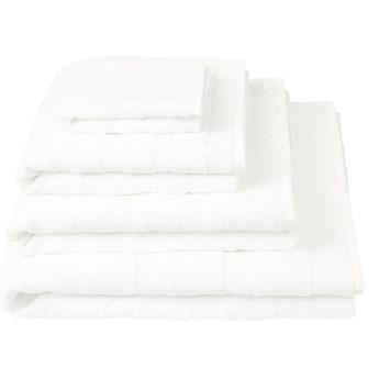 Ręcznik bawełniany Designers Guild Coniston Alabaster