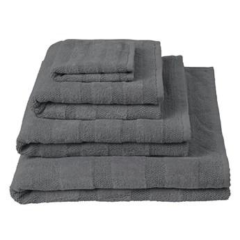 Ręcznik bawełniany Designers Guild Coniston Charcoal
