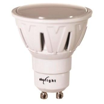 Żarówka LED 7W GU10 barwa zimna 6000K EKZA1874