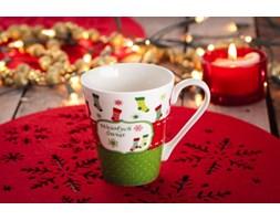 Kubek świąteczny VERONI SKARPETY 250 ml