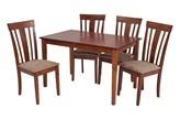 Stół TULIP + 4 krzesła - Profesjonalna Obsługa - Najniższe Koszty