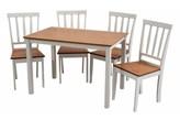 Stół STAR + 4 krzesła - Profesjonalna Obsługa - Najniższe Koszty