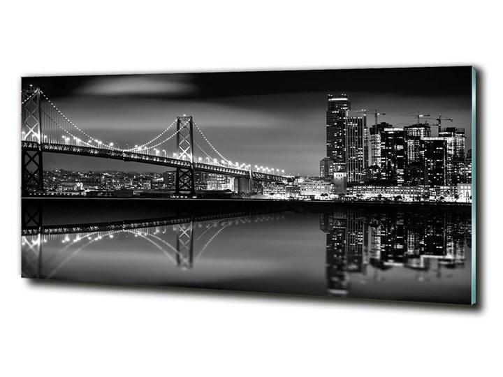 Foto obraz szklany San Francisco nocą