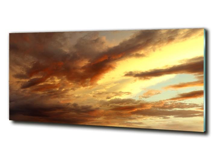 Foto-obraz szkło hartowane Wschód słońca
