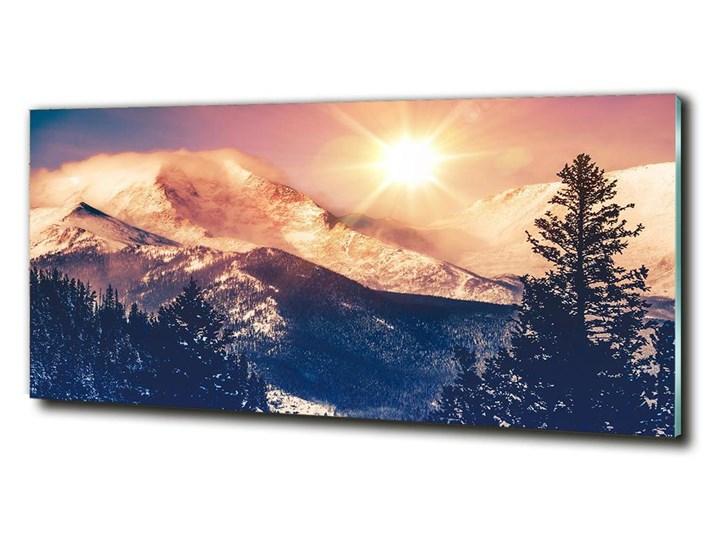 Foto obraz szkło hartowane Góry Kolorado