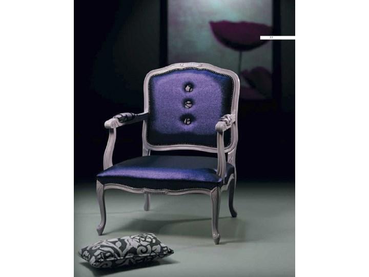 Ekskluzywny Fotel W Dizajnerskim Wykończeniu