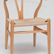 Glow Design: Krzesło inspirowane Wishbone