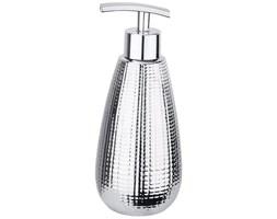 Dozownik do mydła ozdobny Dakar WENKO 370 ml, nowoczesny ceramiczny pojemnik na mydło w płynie