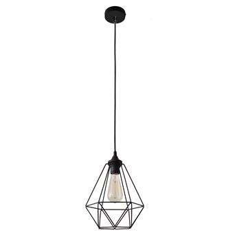 Lampa wisząca metalowa druciana KARO W-KM 1311/1