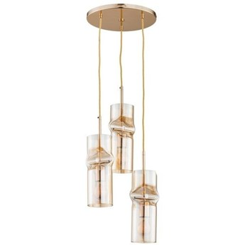 Lampa sufitowa KAPRIS GOLD III 32cm