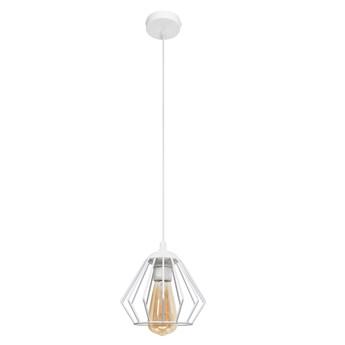 Lampa wisząca biała AGAT W-KM 1300/1 WT