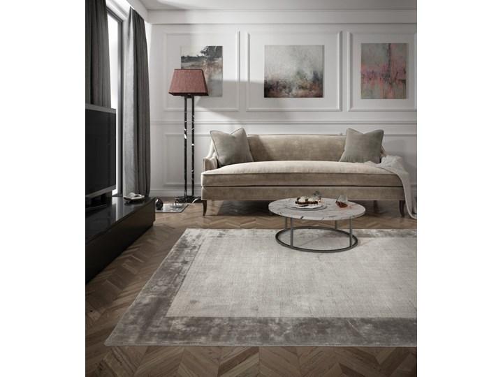 Dywan Handmade Carpet Decor Aracelis Paloma, rękodzieło 200x300 cm Wiskoza 160x230 cm Wiskoza Wełna Wełna Dywany Bawełna Bawełna