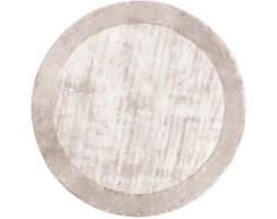 Dywan Tere Silver okrągły średnica 200 cm