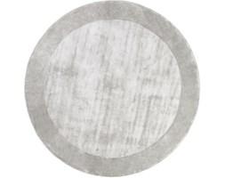 Dywan Tere Light Gray okrągły średnica 200 cm
