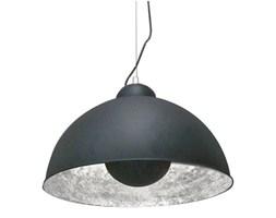 Lampa wisząca ANTENNE czarno-srebrna śr. 53cm